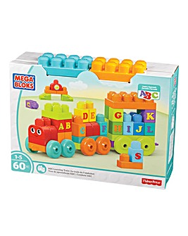 Mega Bloks ABC Train
