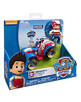 Paw Patrol Basic Vehicle Ryder