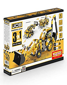JCB Back Hoe Loader