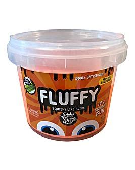 Fluffy 3lb Bucket Orange