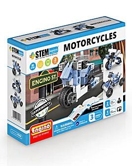 STEM Heroes Motorcycles