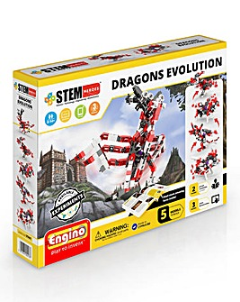STEM Heroes Dragons Evolution