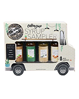 4pk Coffee Syrup Food Truck