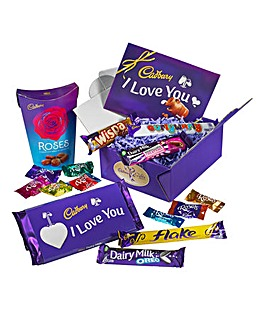 Cadbury Love You Gift Box