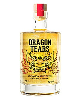 Dragon Tears Cinnamon Whisky