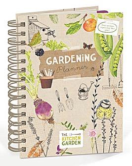 The Kitchen Garden Gardening Planner