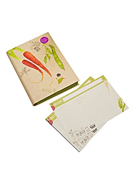 The Kitchen Garden Recipe Cards & Wallet