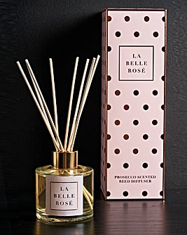Pink Prosecco Reed Diffuser