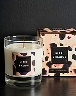 Nikki Strange Wild Luxury Candle