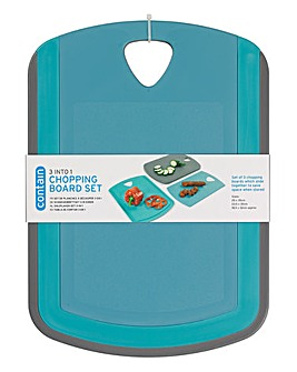 Chef Aid Nesting Chopping Boards
