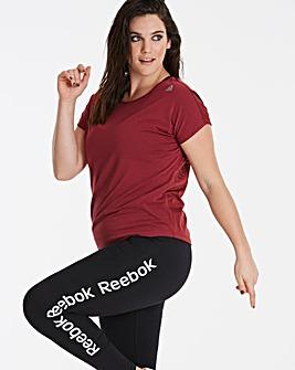 Reebok Mesh Back Performance T-shirt