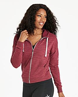 Reebok Marble Full Zip Sweatshirt