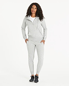 New Balance Essentials Full Zip Hoodie