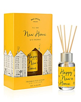 Wax Lyrical Reed Diffuser Home Card