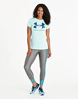 Under Armour Tech Graphic Twist Tee