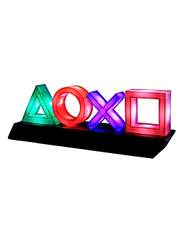 Playstation Icon Lights