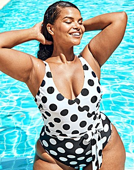 Figleaves Curve Non Wired Swimsuit