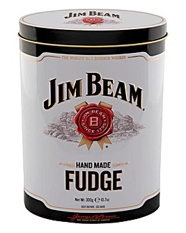 Jim Beam Whisky Fudge Tin