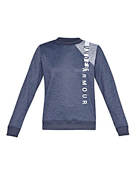 Under Armour Fleece Crew Neck Sweat