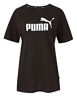 Puma Essential Boyfriend Fit Logo Tee