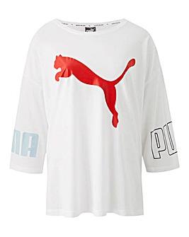 Puma Modern Sport Logo Tee