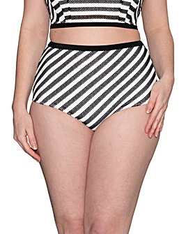 Curvy Kate Sunseeker High Waist Brief