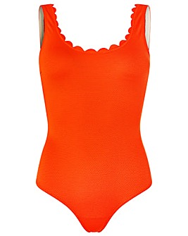 Monsoon Valeria Scallop Swimsuit