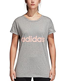 adidas Essential Linear Logo Tee