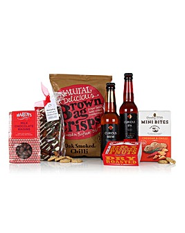 Big Boys Food Gift Box