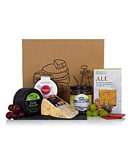The Cheese Gift Box