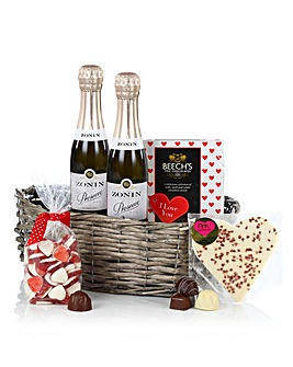 Love You Prosecco Hamper