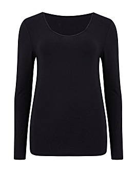 Charnos Second Skin Long Sleeve Top