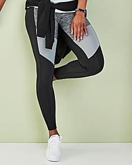 Reebok Melange Tight