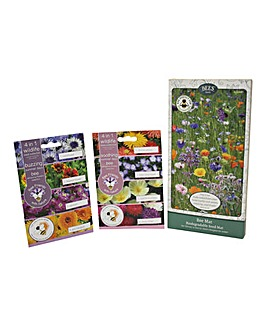 Create a Bee Garden Gift Set