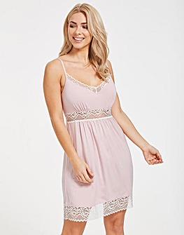 Figleaves Hidden Support Jersey Chemise