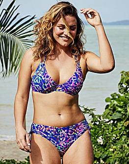 Figleaves Underwired Tab Bikini Top