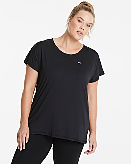 Only Play Aubree Loose Training Tee