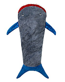 Children's Shark Fleece Blanket