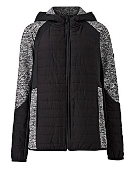 Only Play Hills Padded Hooded Jacket