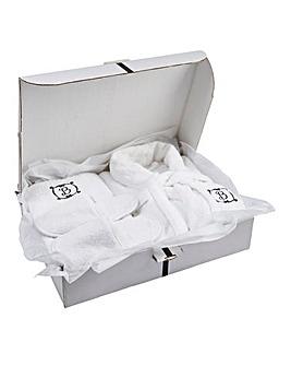 Personalised Hotel Bathroom Gift Box