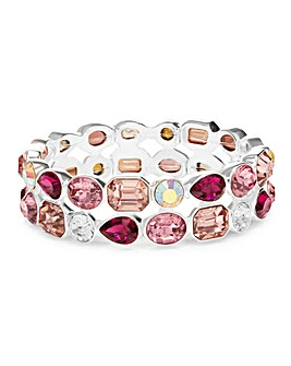 Tonal Pink Bracelet