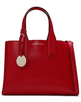 Emporio Armani Small Logo Tote Bag