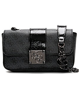 Guess Logo City Shoulder Bag