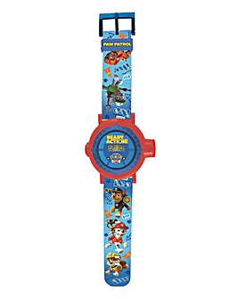 Paw Patrol Projection Watch
