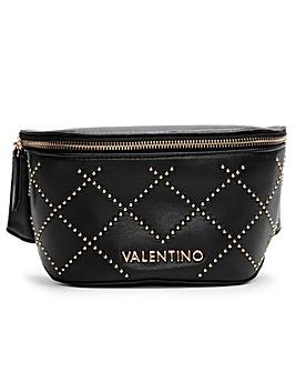 Mario Valentino Mandolino Stud Belt Bag