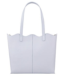 Monsoon Jessie Scallop Edge Tote Bag