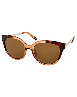 Accessorize Two Tone Wayfarer
