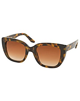 Accessorize Sarah Cateye Sunglasses