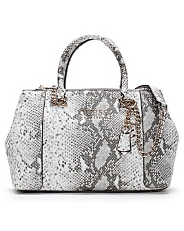 Guess Holly Status Carryall Shoulder Bag