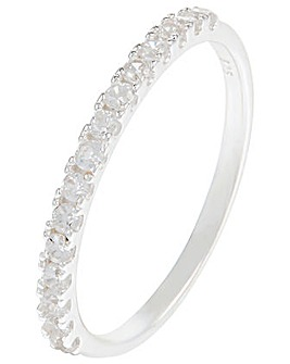 Accessorize Eternity Band Ring